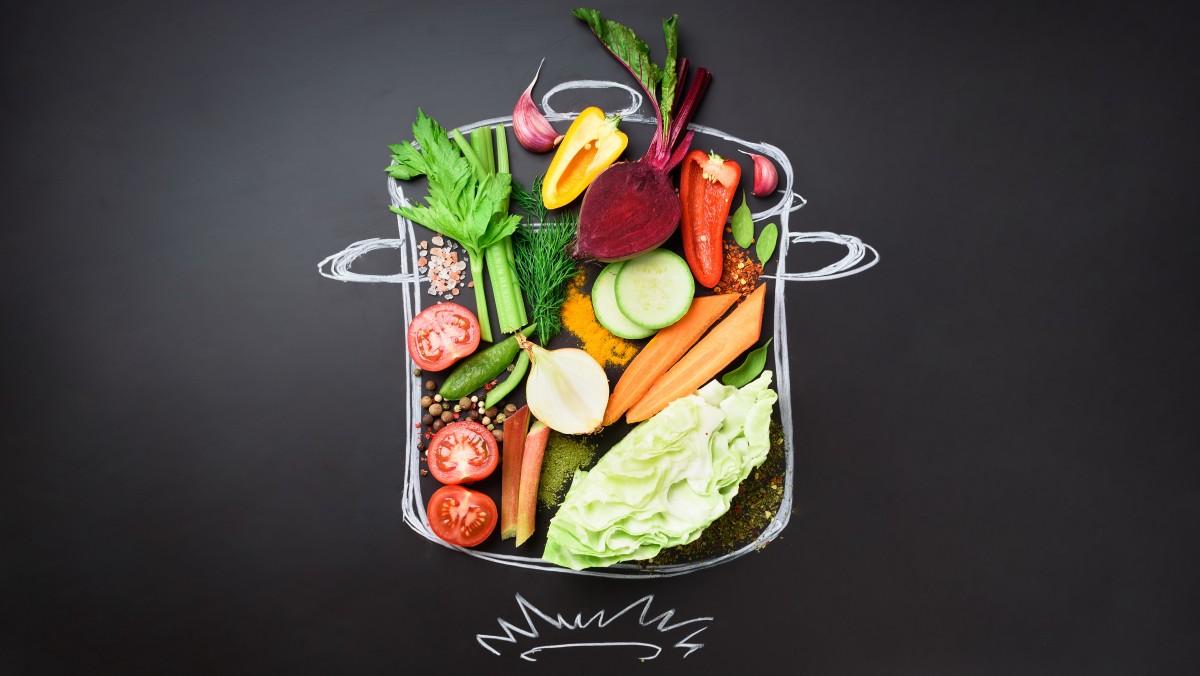 Alkalna Hrana – Kaj je in zakaj bi jo bilo pametno uživati?